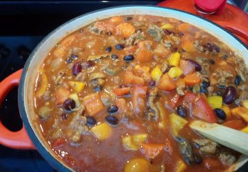 Winter's Chill – My Favourite Chili Recipe