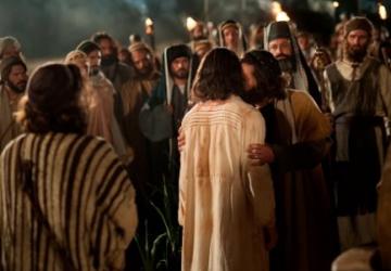 Holy Week – Judas betrays Jesus