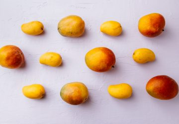 Life is like a bowl of mangoes