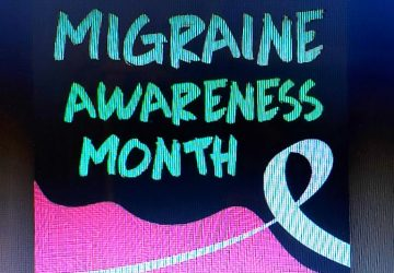 Living with Migraine – June – Migraine awareness