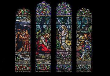 Gethsemane – keeping vigil